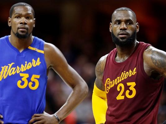 1a4325ad5ec2 2017 NBA Finals Prediction  Golden State Warriors vs Cleveland Cavaliers